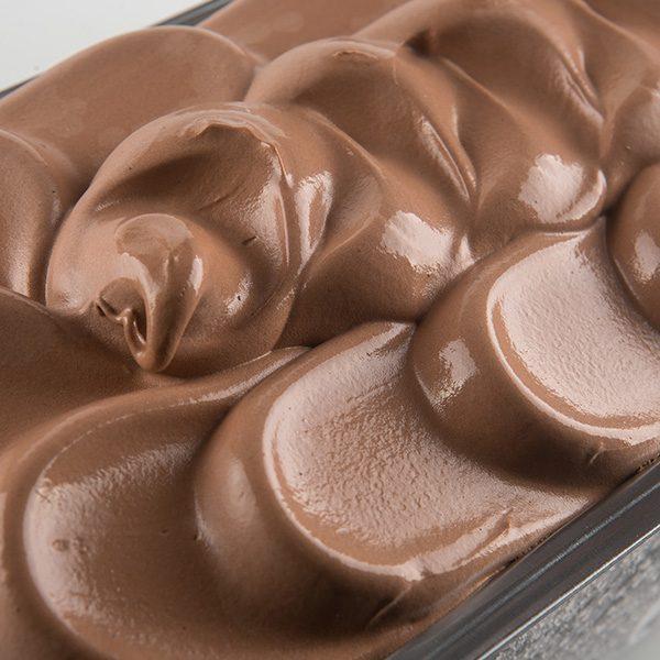 Muestra de Helados Llinares Sabor Chocolate sin Azúcar